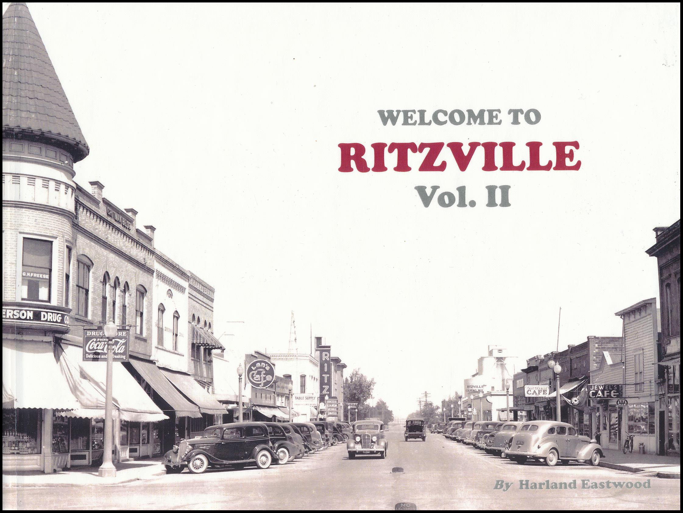WELCOME TO RITZVILLE VOL. 2